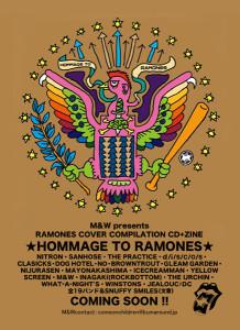 Hommage to Ramones