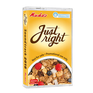 Just Right Soundtrack 2018